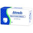 BRIEF ATTD BREATHABLE 2XL S/B 12/PK 4PK/CS DMFATTENDS